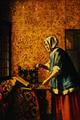 Woman Weighing Gold - Pieter de Hooch.png
