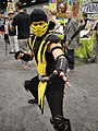 WonderCon 2012 - Mortal Kombat Scorpion.jpg