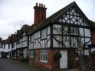 Wonersh - Mid-16th-century buildings