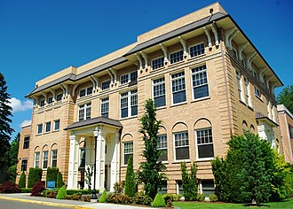 George Fox University - Wood-Mar Hall.