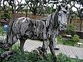 Wooden Horse in Serenty Garden 20110211.jpg