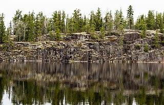 UNESCO World Heritage site in Manitoba and Ontario, Canada