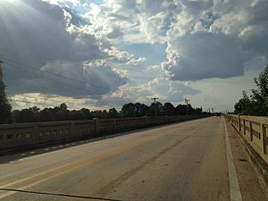 Woodrow Wilson Bridge (Jackson, Mississippi) - Image: Woodrow Wilson Bridge (Jackson, Mississippi)