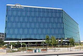 Workday, Inc. American software company