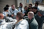 Working through the heat to build relationships 140318-F-BS505-158.jpg