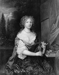 Portrait of a Young Woman with a Garland