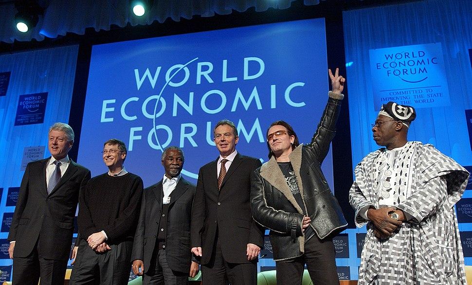 World Economic Forum Annual Meeting 2005a