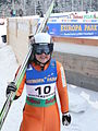 World Junior Ski Championship 2010 Hinterzarten Atsuko Tanaka 071.JPG