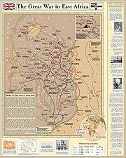 World War I in East Africa