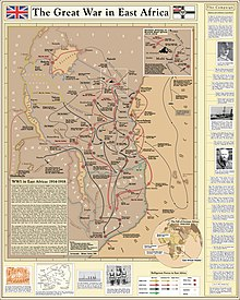 East african campaign world war i wikipedia east african theatre in world war i gumiabroncs Images