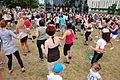 World record in zumba in Bydgoszcz June 2013 08.jpg
