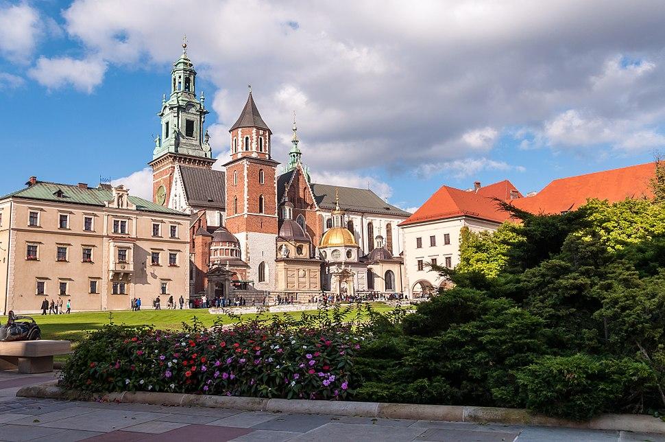 XII, XIV, XIX, Kraków