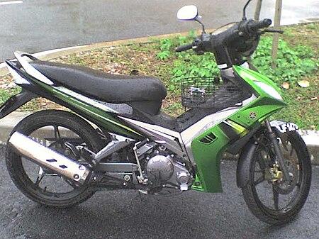 Yamaha Y135LC