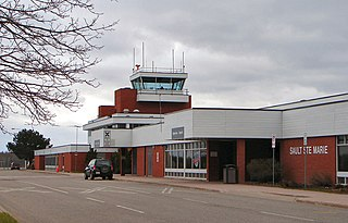 Sault Ste. Marie Airport airport in Ontario, Canada