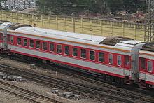 中国铁路25型客车