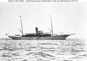 Yacht Owera