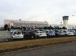 Yamagata Airport Terminal and Tower 20151210.jpg