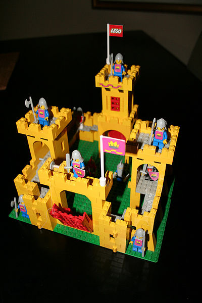 Build Princess Castle Game