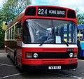 Yesterbus bus 6169 Leyland National CKB 166X Metrocentre rally 2009 pic 2.JPG