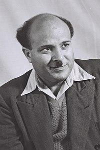 Yisrael Yeshayahu Sharabi 1951.jpg