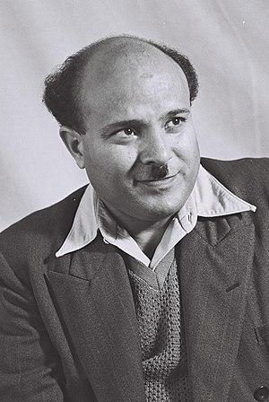 Yisrael Yeshayahu - Image: Yisrael Yeshayahu Sharabi 1951
