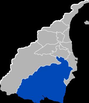 Nan'ao, Yilan - Nan'ao Township in Yilan County