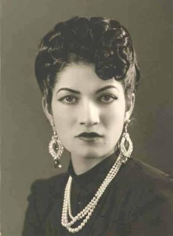Young Ashraf Pahlavi