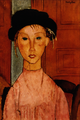 Young Girl in a Pink Apron - Amedeo Modigliani.png