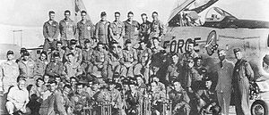 4750th Air Defense Wing - Winners of the 1956 ADC gunnery meet