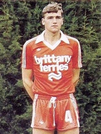 Yvon Le Roux - Image: Yvon Le Roux en 1979 (Stade brestois)