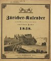 Zentralbibliothek Solothurn - Zuericher Kalender 1858.tif