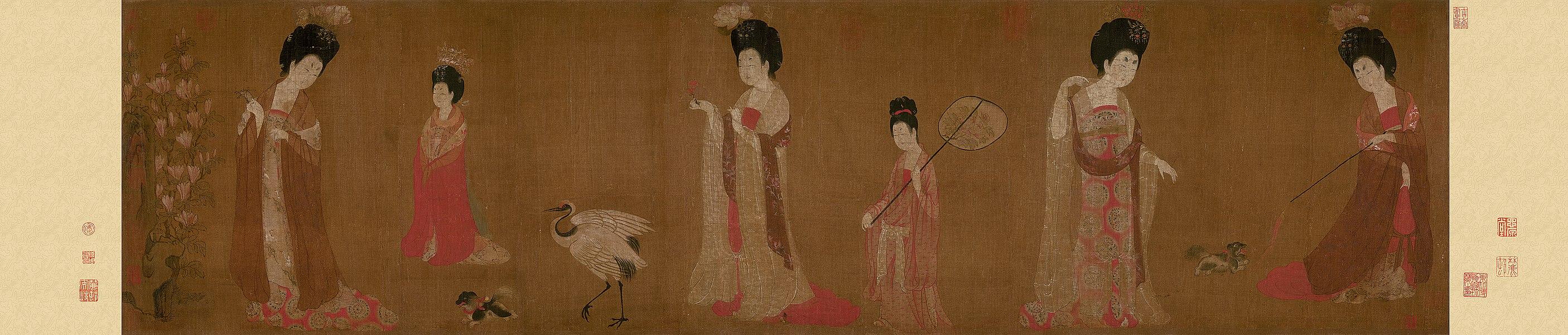 zhou fang - image 4