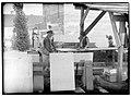 Zoltan Gerenčer - gradnja spomenika zmage v Murski Soboti 1945 (10).jpg