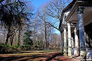 Zugdidi - Zugdidi Botanical Garden