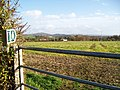 """Bunny"" field from Coombe Lane - geograph.org.uk - 1589650.jpg"