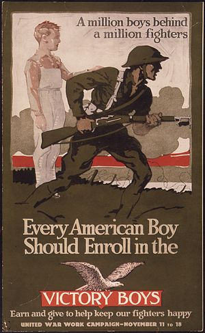 """Every American Boy Should Enroll in the ..."