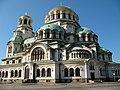 """St. Alexander Nevsky"" Cathedral - Храм ""Свети Александър Невски"" - panoramio.jpg"