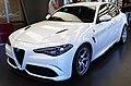 """ 15 - ITALY - Alfa Romeo Giulia QV (pre series) at Museo Alfa Romeo Arese world premiere 06.jpg"