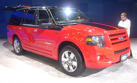 Ford Expedition Funkmaster Flex Special Edition