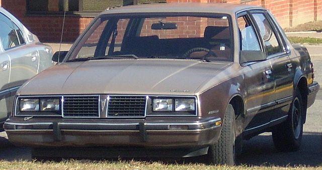 1982 Pontiac 6000 - Overview - CarGurus IMCDb.org: 1982 Pontiac 6000 ...