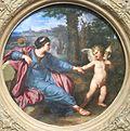 'Clytie and Cupid' by a follower of Annibale Carracci, Cincinnati.JPG