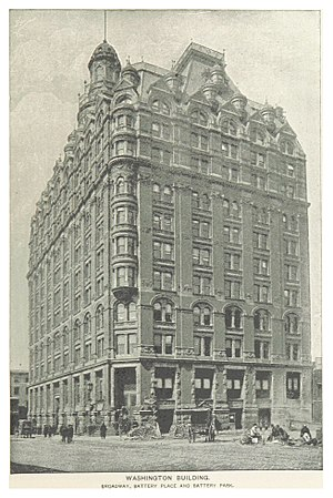International Mercantile Marine Company Building - Ca 1890, before renovation