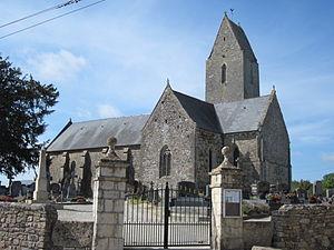 Église Notre-Dame de Sortosville.