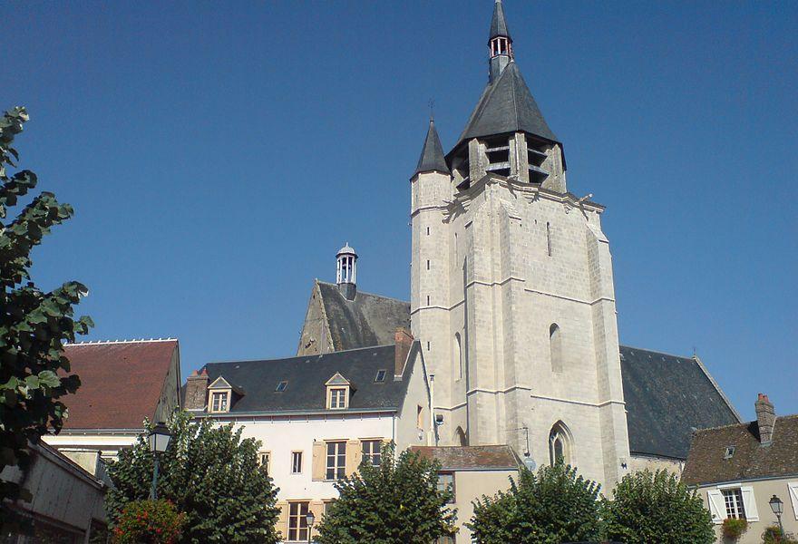 Église Saint-Jacques d'Illiers-Combray