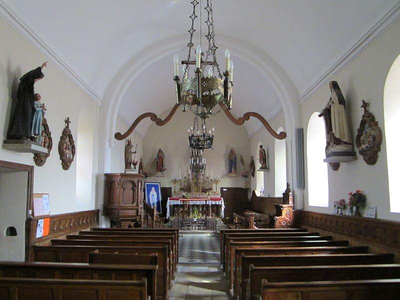 Église Saint-Samson d'fr:Anneville-sur-Mer