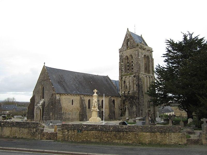 Église de Saint-Marcouf (XI-XIIIe)