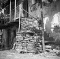 Štenge (stopnice) in pajn (hodnik), Orehovlje 1953.jpg