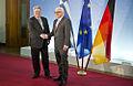 Επίσκεψη Υπουργού Εξωτερικών Ν. Κοτζιά στη Γερμανία και συνάντηση με Γερμανό Υπουργό Εξωτερικών F. W. Steinmeier (16689429017).jpg
