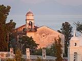 Ναός Αγίου Χαραλάμπου, Κορώνη 1358.jpg