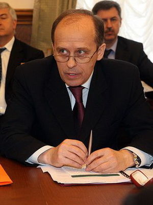 Director of FSB - Image: Александр Бортников